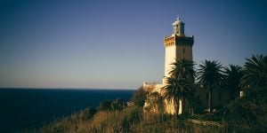 Tangier Cap Spartel Lighthouse Hercules Cave