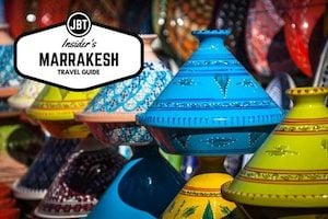 Marrakesh travel guide: JBT's insider guide to the city of Marrakesh, Morocco