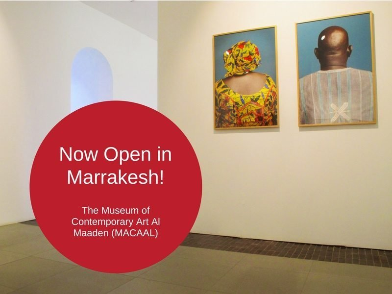 Museum of Contemporary Art Al Maaden (MACAAL) Marrakesh Marrakech Morocco Museums Maroc Africa African Art Black Art